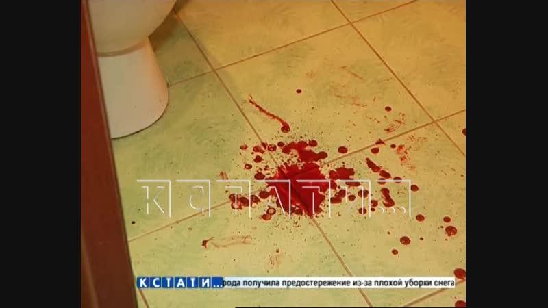 Чтобы сорвать вынесение приговора подсудимая директор ДУКа разрезала ножом руки