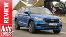 New Skoda Kodiaq vRS 2019 review - can an SUV really be a vRS?
