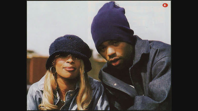 Method Man - «I'll Be There For You / You're All I Need To Get By» (Live) ft. Mary J. Blige