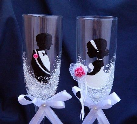 Подарок для молодоженов на свадьбу своими руками 509