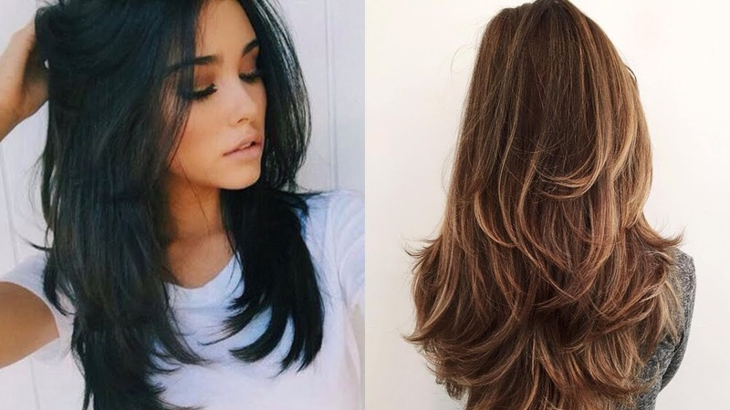 How to Cut Your Own Hair In Layers ✂️ DIY Haircuts Tutorials Compilation