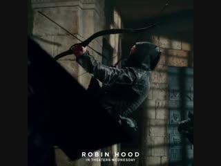 2 days until Robin Hood