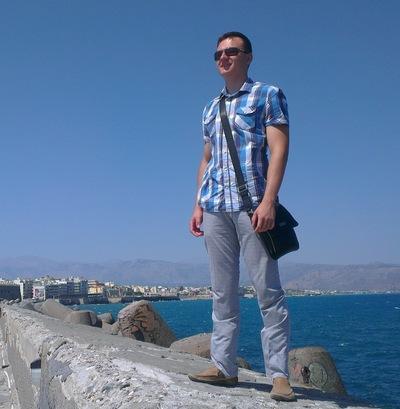 Андрей Сергеев, 24 июля , Белгород, id21175410