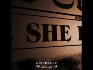 'Lizzie' tv spot