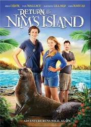 Фильм Возвращение на остров Ним