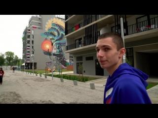 Экскурсия по Олимпийской деревне от Григория Шамакова