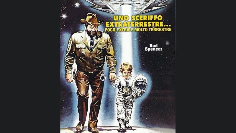 UNO SCERIFFO EXTRATERRESTRE, POCO EXTRA E MOLTO TERRESTRE (1979) Film Completo HD