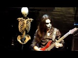 Carach Angren - The sighting is a Portant of Doom + Carriage @ Cacaofabriek Helmond NL 2014-apr-26