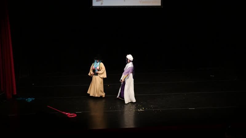 1 9 КОМАНДНОЕ ДЕФИЛЕ № 8 Magi Labyrinth of magic Sinbad and Yamuraiha Innocent Deichi Guts Москва