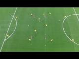 Футбольные упражнения тактика
