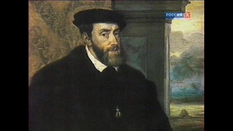 153 В музей без поводка Тициан Портрет Карла V в кресле