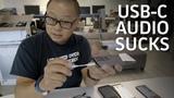 USB-C audio sucks Bring back the headphone jack!