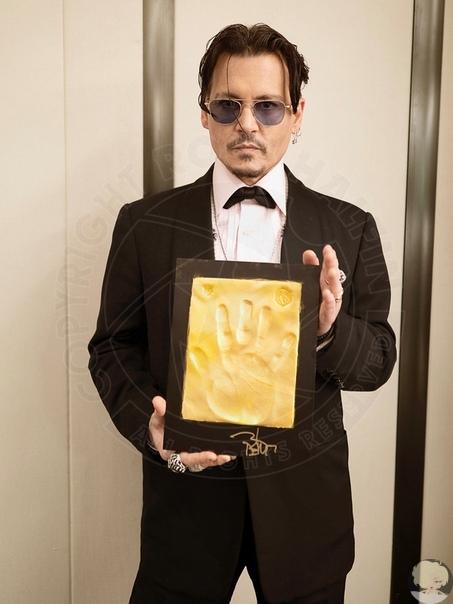 Johnny Depp (2018)
