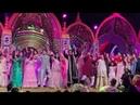 Isha Ambani Sangeet - Aamir Khan and Shahrukh Khan dance with the family