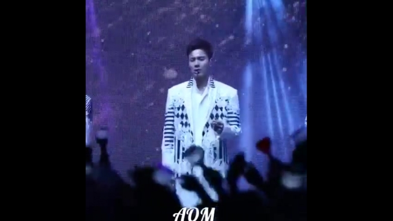 [VK][20.06.18][Fancam] The 2nd World Tour The Connect In Amsterdam