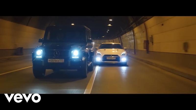 XXXTENTACION - Moonlight (Gaullin Remix) GT-R vs G63 AMG M3