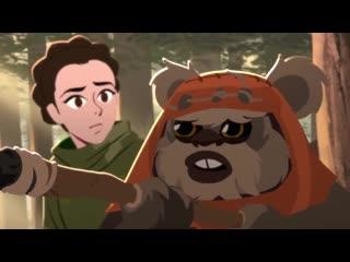 SWGoA: Princess Leia - An Unexpected Friend