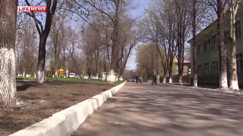 Арестованную в Мариуполе Кристину Бабаеву увезли в неизвестном направлении. 17 апреля 2014-го.