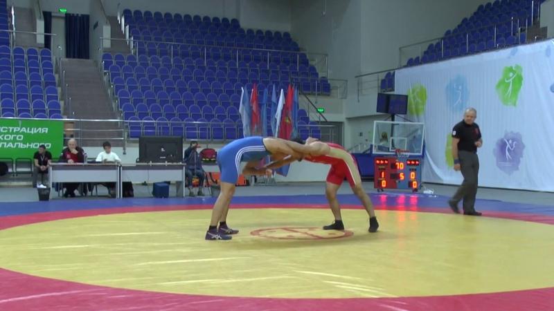 Сайдулаев Муслим (Чечня) - Жамбеев Алим (КБР)