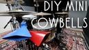 DIY Mini Cowbells!
