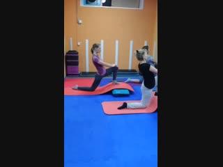 Стретчинг с Ириной Шиповой_3