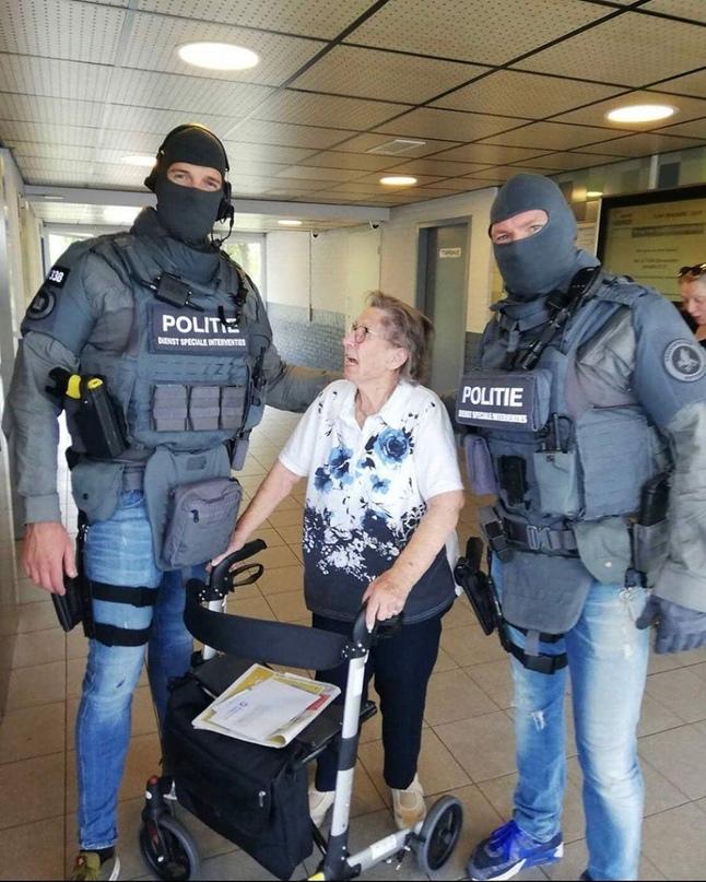 Задержали опасную преступницу 😂