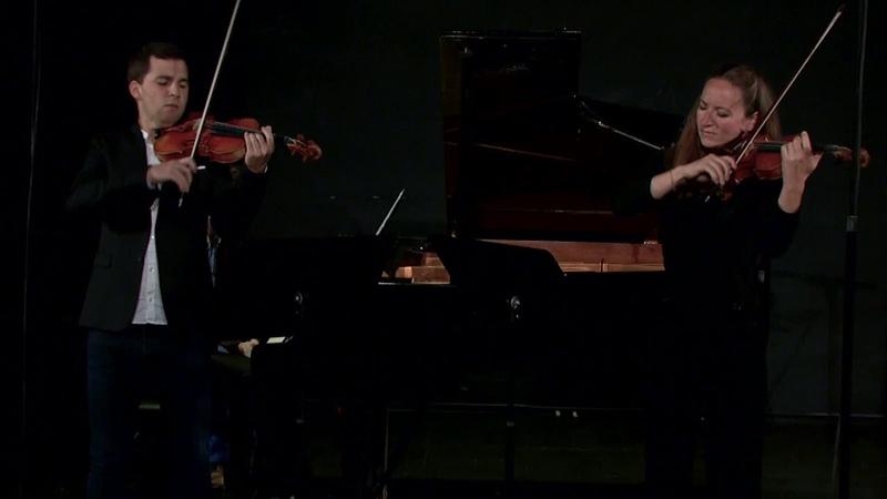 Chostakovitch : 5 Pièces pour deux violons et piano