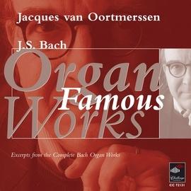 Johann Sebastian Bach альбом Famous Organ Works
