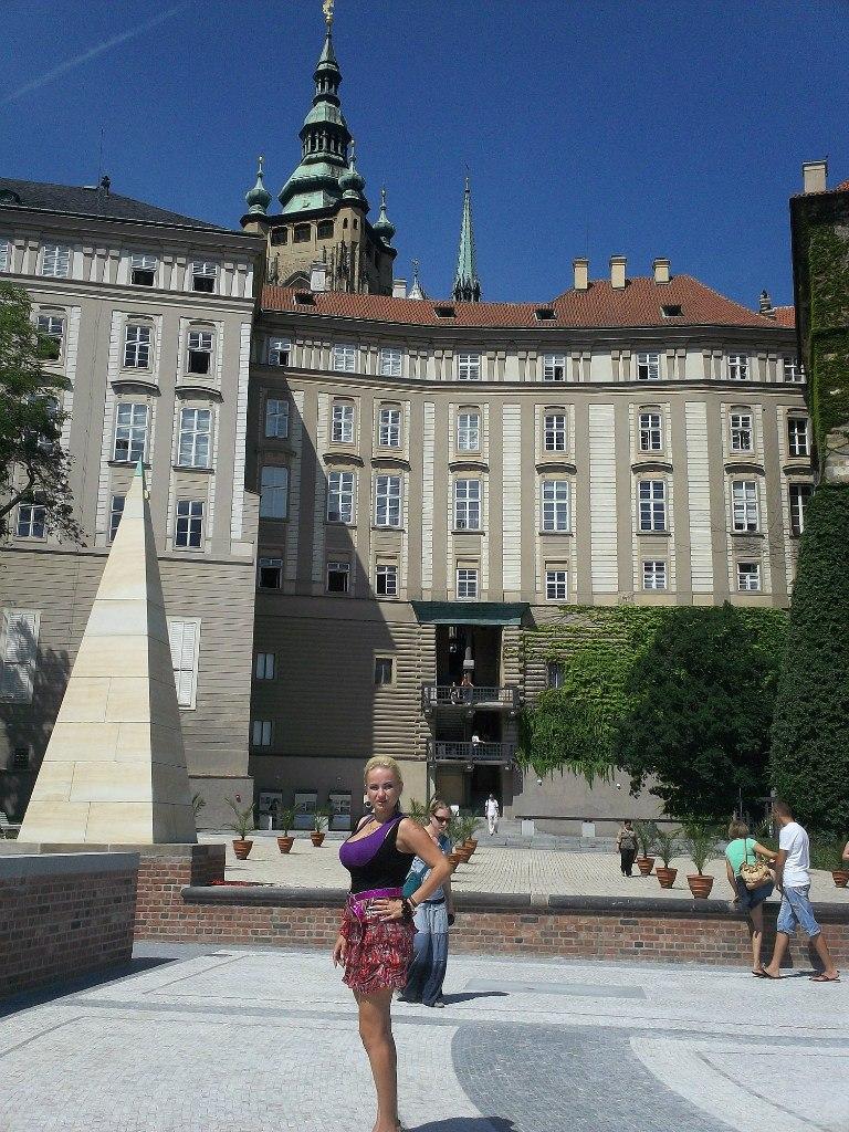 Елена Руденко ( Valteya ) . Чехия. Прага. Лето 2012. JdDbhSDHxnk