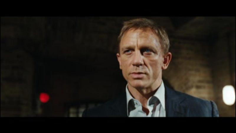 Квант милосердия (2008) трейлер