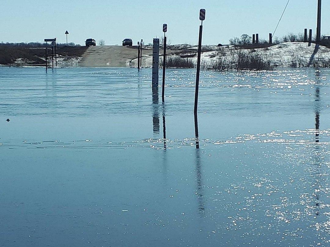 Пик паводка в Самарской области придется на 20-22 апреля
