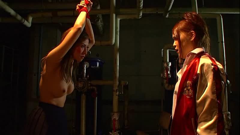 худ.фильм продолжение о гопницах(бдсм,bdsm: доминирование,бондаж, rape,изнасилование): Joshi kosei boryoku kyoshitsu 2 - 2012 г.