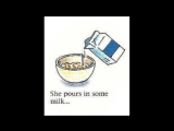 4.___Section 1. Starting the Day_Chapter 8. Making Breakfast 2. Preparing Cold Cereal - Making Toast
