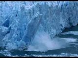 Mega Glacier Calving!