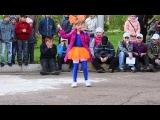 Марина Гринёва.Песенка про бегемота)))