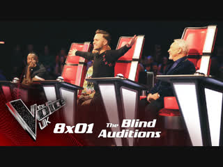 The Voice UK - 8x01 - ENG HD