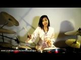 Janam Janam - Dilwale - Shah Rukh Khan - Kajol - Pritam - Kajol - Drum Cover by Nur Amira Syahira [Rip by Asat]