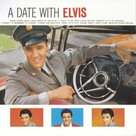 Elvis Presley альбом A Date With Elvis