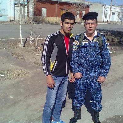 Qudrat Zaripov, 14 октября 1998, Белгород, id226798588