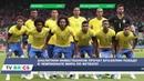 Сборной Бразилии прогнозируют победу на ЧМ 2018 по футболу
