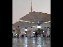 غروب الخامس من رمضان من المسجد النبوي الشريف Masjid Al-Nabawi today ❤