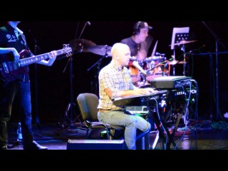 Александр Шоуа - Миллионы звуков, представление коллектива (Северодвинск 24.10.2013)