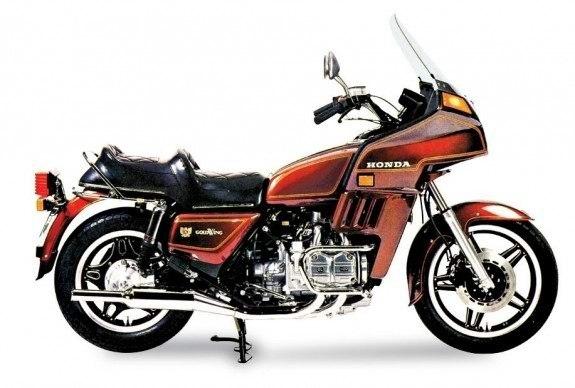 Honda Gold Wing Interstate 1981 года – первый шаг на пути превращения мотоцикла в люкс-турер