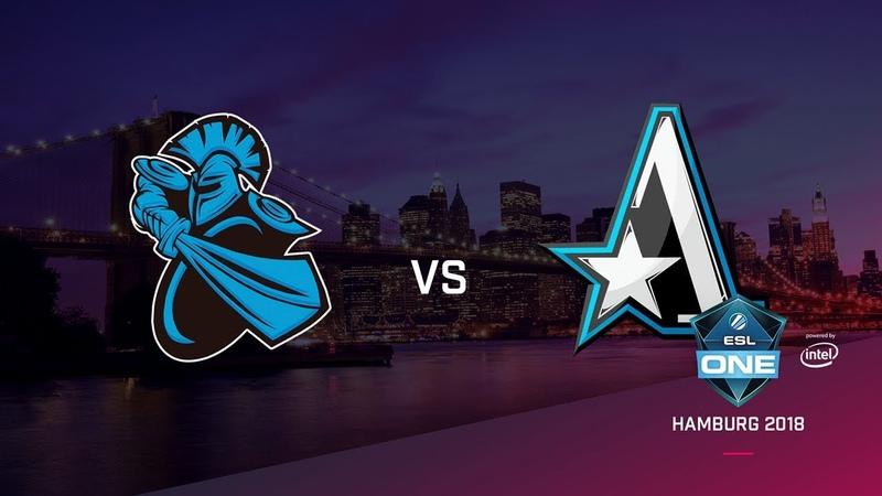 Newbee vs Team Aster, ESL Closed Quals CN, bo3, game 3 [Lex 4ce]