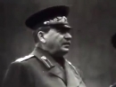 Россия и МЫ. - Великий Момент Низложение фашистских знамён у стен Кремля 24 июня 1945 г После парада и перчатки, и помост на кот