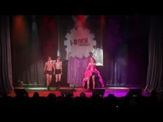 Kaya - Lazurit, Macavity и Сергей (Москва) - J-Rock Конвент 2018