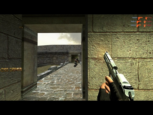 4k Deagle with Triple by aGNO Old CS S FAKED