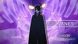 Uchiha Sasuke - Airplanes