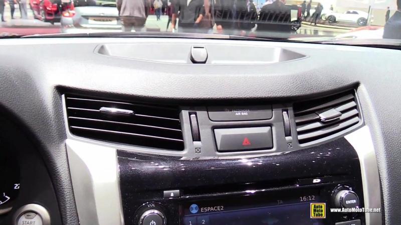 2018 Nissan Navara - Exterior and Interior Walkaround - 2018 Geneva Motor Show