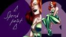Speedpaint 10: Poison Ivy | Ядовитый плющ